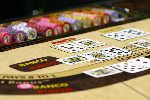 Baccarat kazino