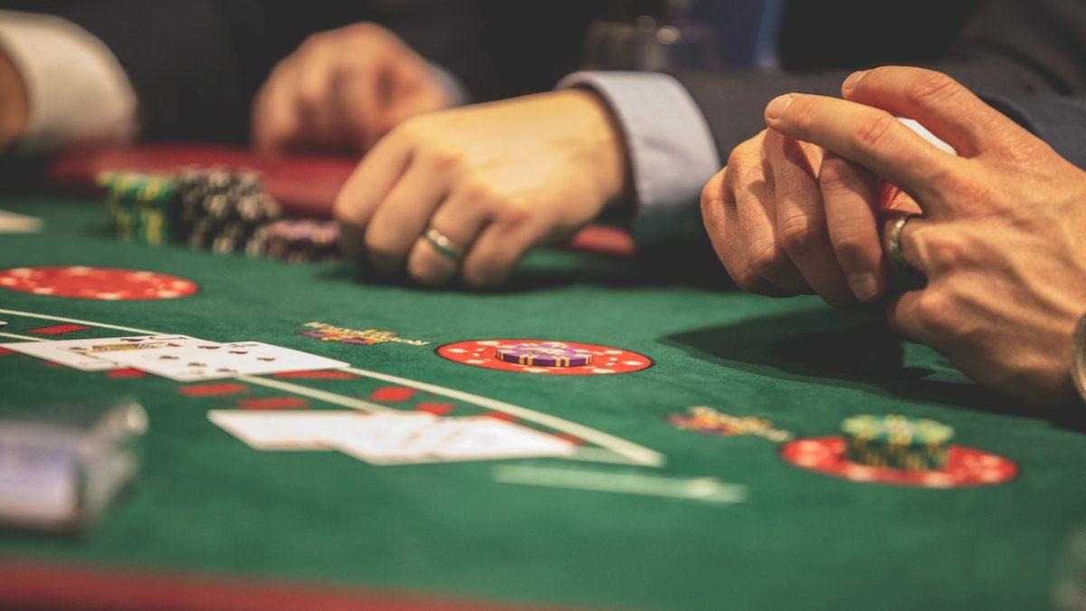 Kaip žaisti Blackjack